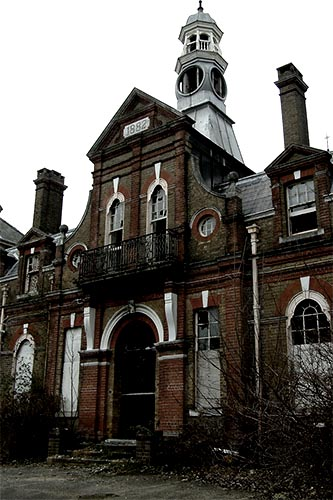 Photo of Cane Hill Hospital, Surrey