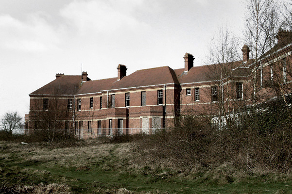 A Historic Insane Asylum Turned Hotel  2
